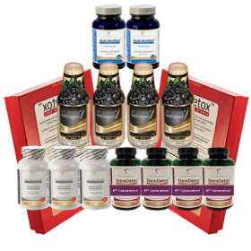 Anti-Biofilm Protocol Package (for 3 months)