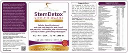 Stemdetox - Methylated Advanced, detoxification, anti-biofilm and more