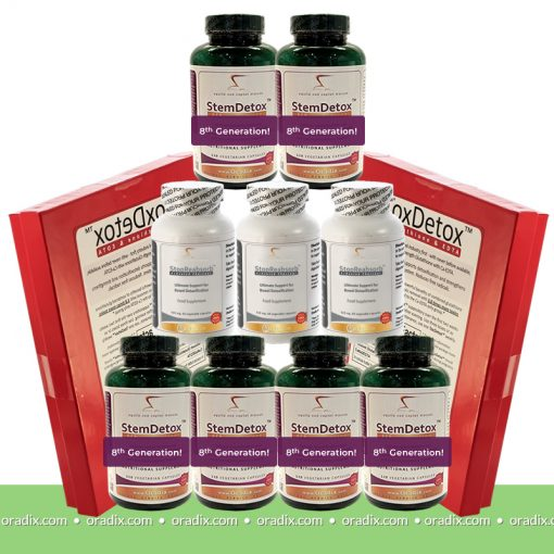 3 months - 'New Gold Standard' Chelation Package