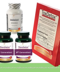 1 month - 'New Gold Standard' Chelation Package