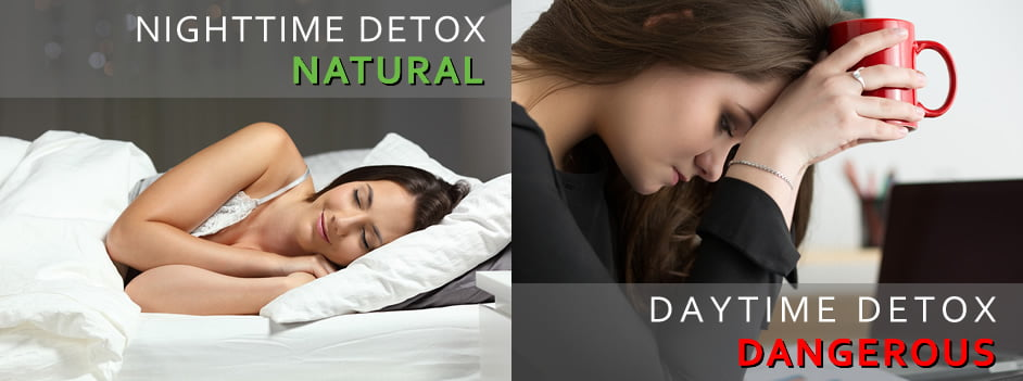 Overnight Detox. Naturally.