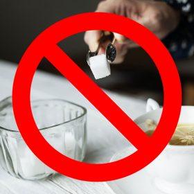8. Eliminating Sugar Consumption